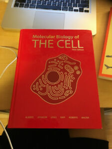 Molecular Biology of THE CELL (5th edition) by Alberts et. al.