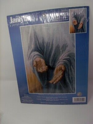 Janlynn HIS HANDS Counted Cross Stitch Kit 11