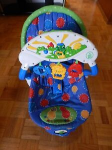 Baby Einstein Magic Moments Learning Seat / Bouncy Chair