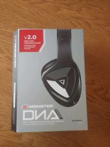 Monster DNA Pro headphones