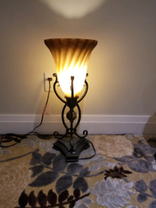 Pair of Decorative Lamps