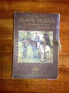 Antique Royal Jigsaw Puzzle