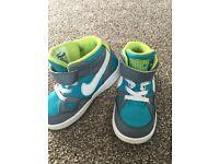 Boys uk 6.5 toddler Nike forces