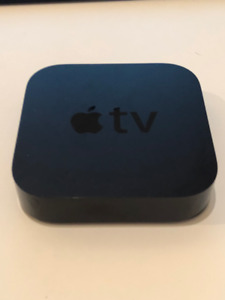 Apple TV - 3rd Gen (2013) - Free HDMI Cable