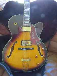 EPIPHONE EMPEROR ll JOE PASS JAZZ ARCHTOP - Christmas Special -