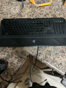 Razer keyboad and mouse need gone asp