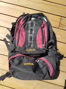Backpack asolo, sac de randonnée 50L