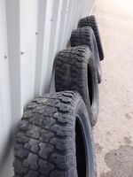 Cooper S/T Tires - Used