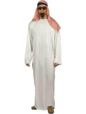 Arabische Kostüm,Rund um die Welt Kostüm ,Brust 107cm-112cm,Herren,der Diktator