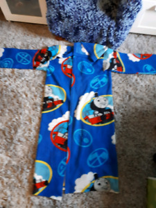 Thomas and Friends Fleece robe