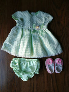 3 pieces set for Baby Girl (6-9 months)