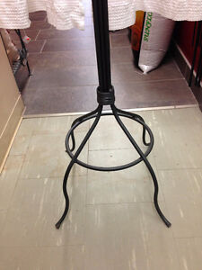 Wrought Iron Coat rack - REDUCED!!