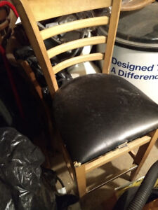 Used Holsag Restaurant table chairs for sale -- best offer takes