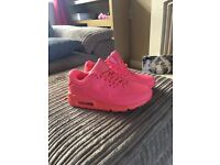 Nike air Max's for sale size 4.5