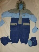 Baby Bell Snowsuit-size 24 M