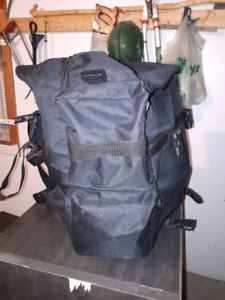 Large motorcycle travel bag