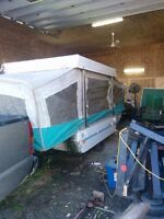 Tent trailer need gone asap