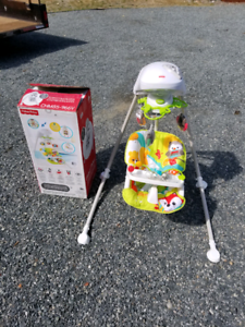 Fisher Price baby swing. Used 5 times total. Chm85-966v