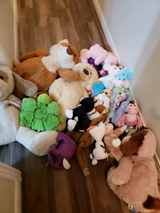 Clean stuffies/ teddy bears