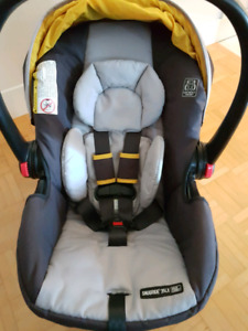 Coquille Graco Snugride 35 LX click connect