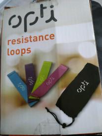 Opti resistance loops