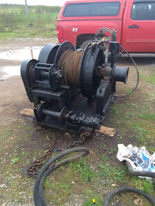 Used Scallop Winch For Sale
