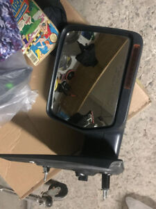 FORD F-150 RIGHT LEFT MIRRORS HEATED