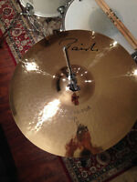 "Paiste 14"" Signature Reflector Heavy Full Hi Hat Cymbals"