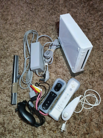 Nintendo Wii console BEST BUNDLE