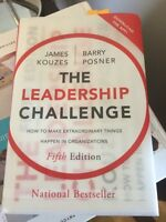 The Leadership Challenge 5th Ed by Kouzes & Posner