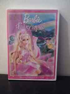 DVD Barbie Fairytopia