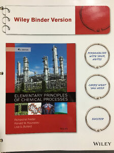 Engineering Chemical Processes Textbook
