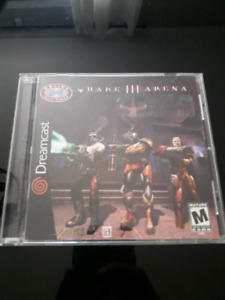 Quake 3 arena for Dreamcast