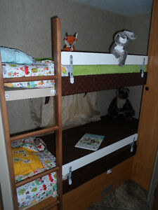 Roulotte Spree escape E196S avec Bunk bed