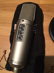 NT2A Studio Solution Package - Microphone - Mint Condition