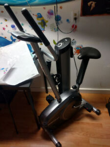 Bicyclette stationnaire. 40$.