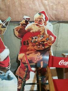 Coca Cola Stand Ups & Director's Chair Vintage Oakville / Halton Region Toronto (GTA) image 5