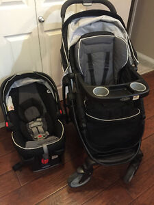 Graco Modes Travel System with Click Connect 35 Infant