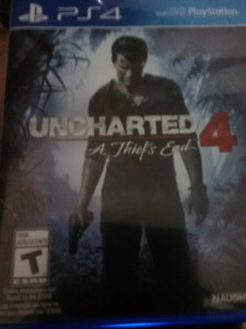 Uncharted 4 for trade