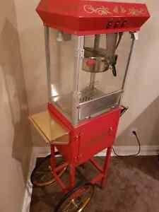 Popcorn  Trolley  Machine  Edmonton Edmonton Area image 2