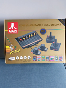 Atari Flashback 8 Gold Deluxe HD New in Box