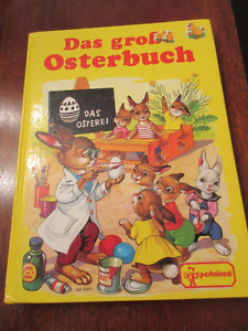 Das Grobe Osterbuch -  Fun stories for little people.