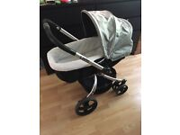 Mother care spin 3 in 1 travel system