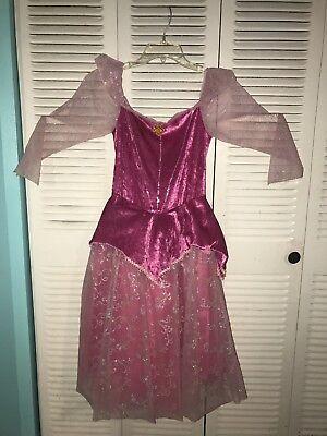 Child's Disney Sleeping Beauty Costume Size LG 10-12 Pink (Baby Sleeping Beauty Costume)