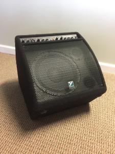 2-channel 50 watt Yorkville 50KW Power Wedge amplifier