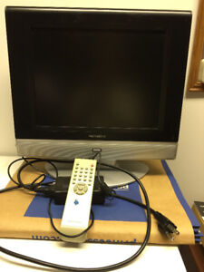 13 inch T.V with Remote