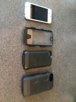Iphone 4s with mophie juice pack battery case
