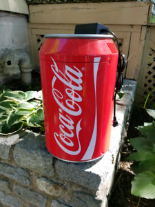 Coke Can Mini Fridge