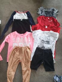 Size 8 casual clothing bundle