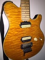 Sterling by Music Man AX40 Electric Guitar and Case